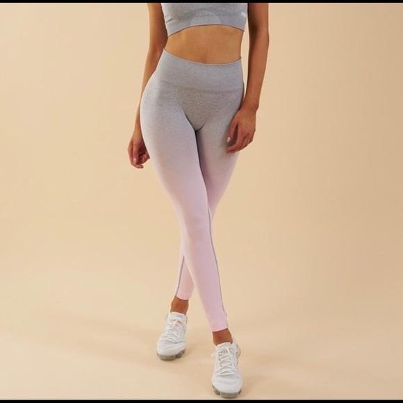 52c11a9b27b239 Gymshark Pants | Ombr Leggings | Poshmark